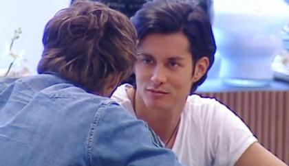 Grande Fratello 11, lite furiosa fra Andrea e Roberto