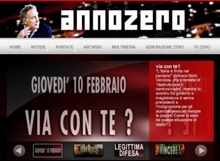 Programmi Tv stasera, oggi 10 febbraio 2011: Rossella, Annozero, Medium
