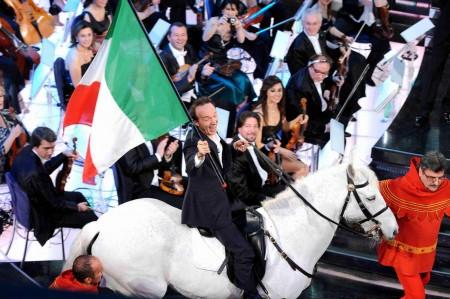 benigni cavallo bianco