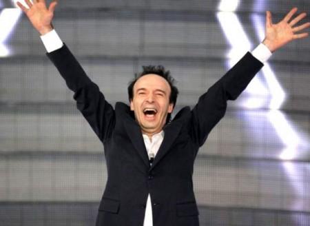 Sanremo 2011, terza serata: Benigni sul palco alle 22.30