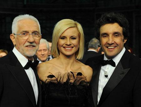 Ascolti tv 12 febbraio 2011, con Napoli-Roma La Corrida cala ma vince