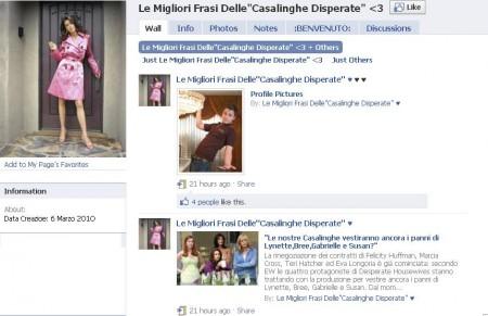 disperate miglior facebook 3
