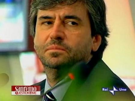 """Sanremo 2011, Mazzi amareggiato dalla Rai: """"Mi aspettavo più entusiasmo"""""""