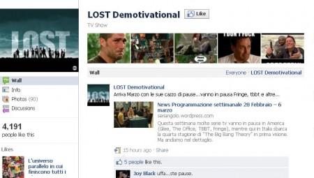 lost demo