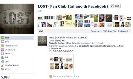 lost italia