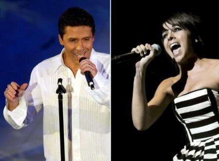 Sanremo 2011: Luca Barbarossa e Raquel Del Rosario, Fino in fondo (testo)