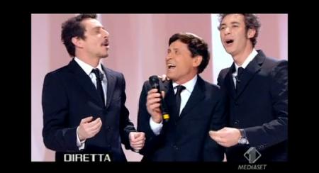 Le Iene Show: sorpresa di Morandi a Luca e Paolo dopo la telefonata a Masi
