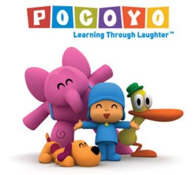 Pocoyo, i nuovi episodi e i gadgets della serie animata