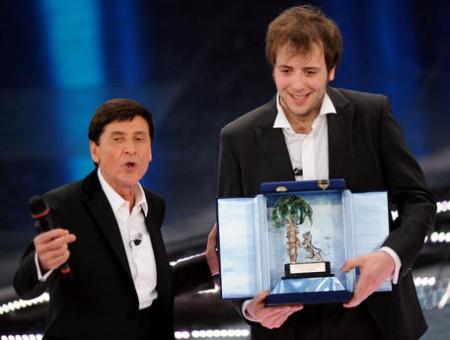 Vincitore Sanremo Giovani 2011