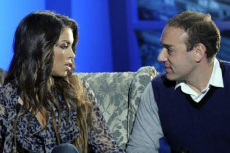 Ruby incinta si sposa a Genova