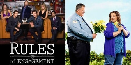 CBS: due episodi aggiuntivi per Mike & Molly e Rules of Engagement, Grissom in CSI LV 11