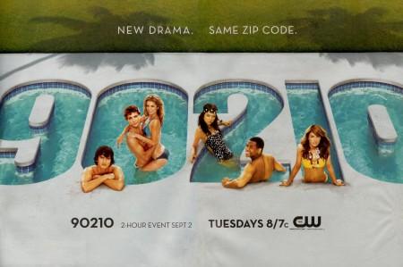 Rebecca Sinclair lascia 90210; novità per NCIS 8, The Mentalist 3, Nikita e Criminal Intent