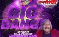 Big Bang!, Margherita Hack spiega lastrofisica ai bambini su DeAKids