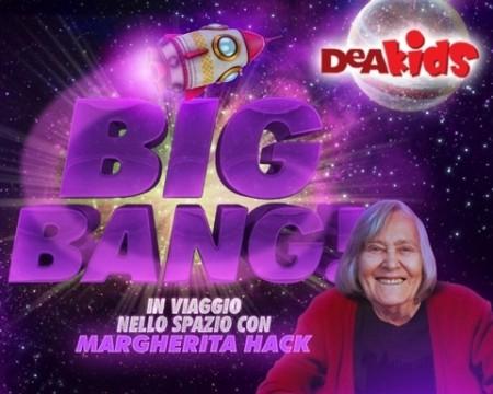 Big Bang!, Margherita Hack spiega l'astrofisica ai bambini su DeAKids