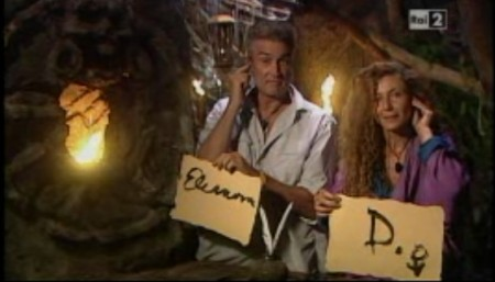 Isola8 terza puntata daniel eleonora