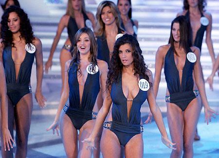 Miss Italia 2011 a Roccaraso? Le miss in campagna elettorale