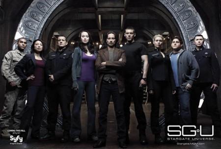 Stargate Universe torna con uno o più film tv? Robert Carlyle in Once Upon a Time di ABC