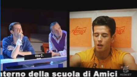 Vito Conversano ultimo speciale Amici10 5 3 2011