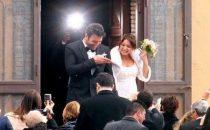 Alessandra Pierelli, le foto delle nozze