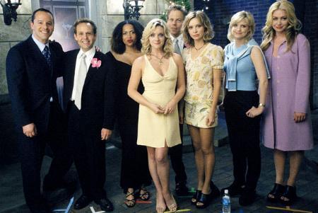 Ally McBeal, gli episodi della terza stagione
