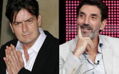 Charlie Sheen fa causa a Chuck Lorre e Warner Bros; Rob Lowe non sarà il suo rimpiazzo