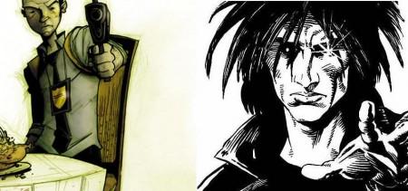 Fumetti/serie tv: Showtime vuole Chew, Neil Gaiman conferma Sandman