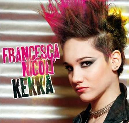 Amici 10, Francesca Nicolì debutta con l'ep Kekka