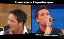 Amici 10, gli ex cantanti (primo gruppo)