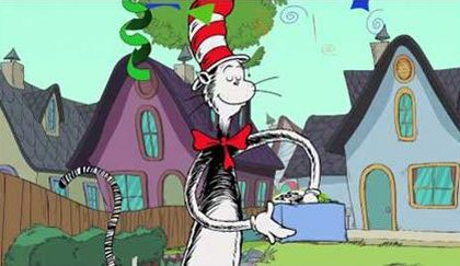 Il gatto col cappello al via su Playhouse Disney (dal 14/5 Disney Junior)