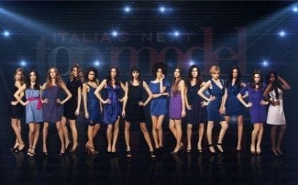 Italia's Next Top Model 4 al via su Sky Uno, ecco le 14 concorrenti