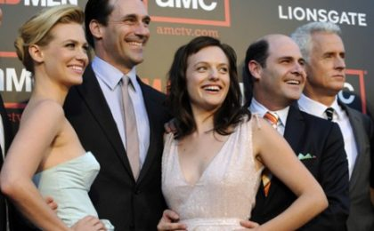 Mad Men 5 – senza Matthew Weiner e con puntate più corte? – arriverà nel 2012