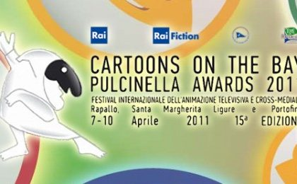 Cartoons on the Bay 2011, le nomination ai Pulcinella Awards
