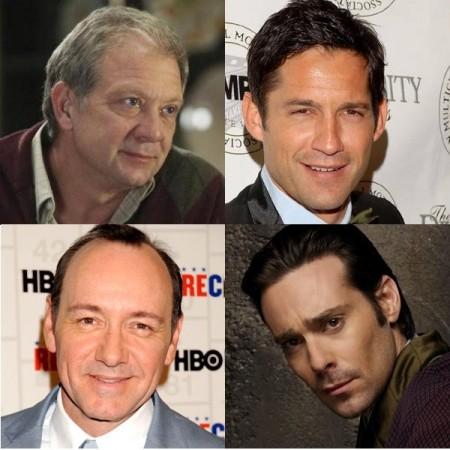 Pilot: arrivano Kevin Spacey, James Callis, Enrique Murciano e Jeff Perry; le altre novità