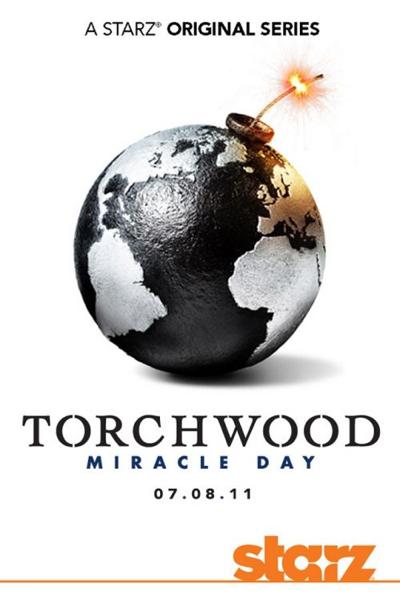 Torchwood 4 al via l'8 luglio; novità per Fringe, Charlie Sheen e Hung