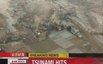Terremoto e tsunami in Giappone, crolli e panico (foto e video)