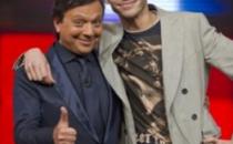 Valentino Rossi ospite al Chiambretti Night: La Canalis? Non me lha data
