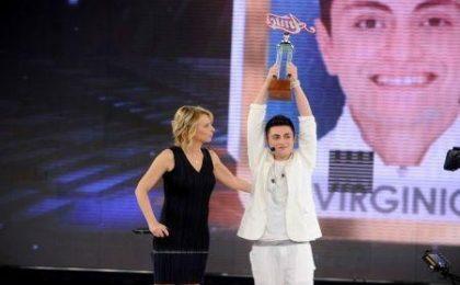 Amici 10, Canto: vince Virginio Simonelli