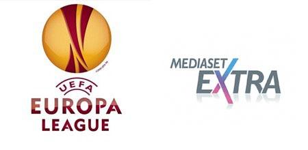 Calcio, l'Europa League si sposta su Mediaset Extra