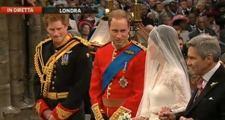 Matrimonio William Kate