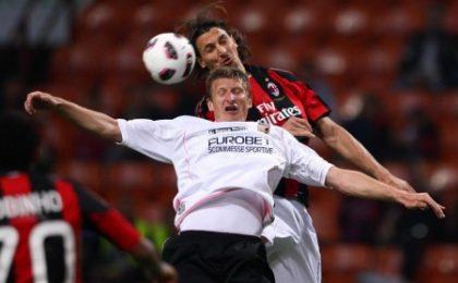 Ascolti tv 20/4/2011, la Milan-Palermo (Tim Cup) batte tutti