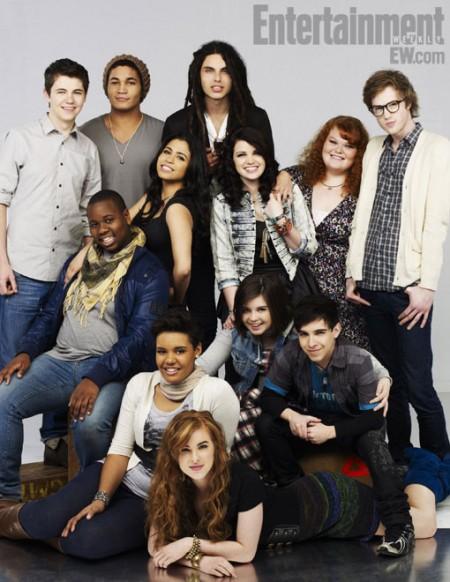 Glee, ecco i partecipanti del reality; la Glaad difende lo show