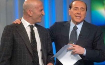 Agcom: obiettiva sovraesposizione di Berlusconi in tv