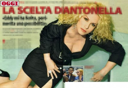Antonella Clerici: Eddy mi ha ferita ma merita una seconda chance