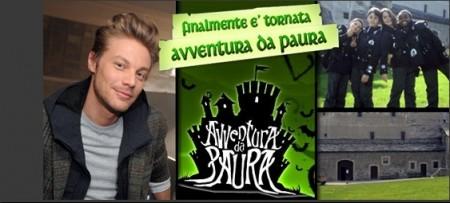 Avventura da Paura!, la terza edizione con Davide Silvestri su Nickelodeon