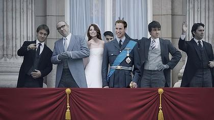 chaser royal wedding