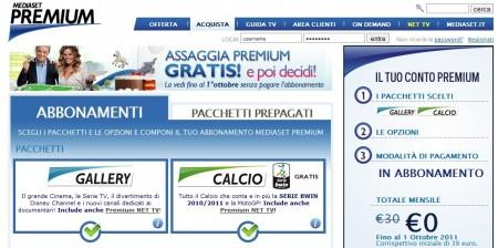 costi premium net tv
