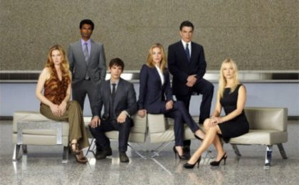Covert Affairs debutta su Mya