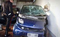 Karim Capuano, le foto dell'incidente
