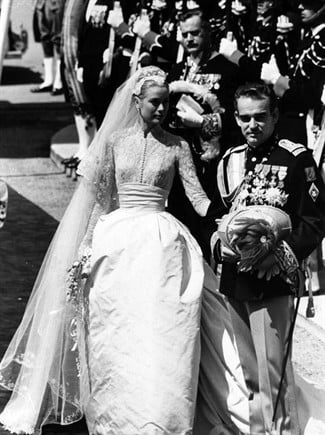 grace kelly matrimonio