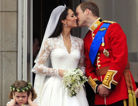 Matrimonio di William e Kate, i momenti più assurdi (foto e video)